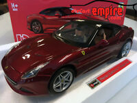 Bburago Signature 1/18 - Ferrari California T (closed top) Rosso Red 18-16902