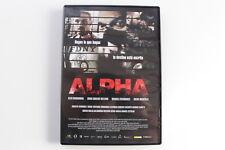 ALPHA - DVD - ALEX BARAHONA - JUAN CARLOS VELLIDO - MIQUEL FERNÁNDEZ