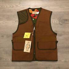 Saftbak American Canvas Hunting Shooting Vest Mens Size M (Check Measurements)