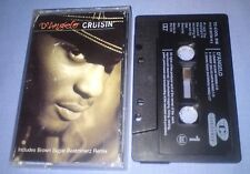 D'ANGELO CRUISIN cassette tape single