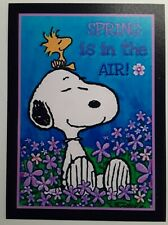 Peanuts ☆ Snoopy ♡ Spring Is In The Air ♡ Magnet ♡
