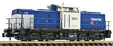 """Fleischmann N 721105 Diesellok BR 203 der VolkerRail """"Neuheit 2017"""" - NEU + OVP"""