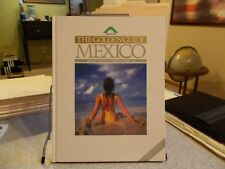 Sectur The Golden Guide Mexico Revista Hotel & Tourist Guide Hardback