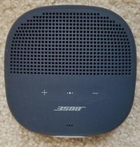 Bose SoundLink Micro Bluetooth Portable Wireless Speaker blue