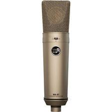 Warm Audio WA-87 Multi-Pattern Condenser Microphone Nickel