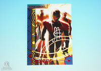 2013 Fleer Marvel Retro Cyclops Autograph Base Card #8 Jim Cheung X-Men Signed