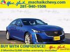 2020 Cadillac CT5 4dr Sdn Premium Luxury 2020 Cadillac CT5 4dr Sdn Premium Luxury 8348 Miles WAVE METALLIC 4dr Car 2.0L A