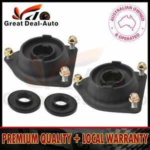 For Ford Laser KJ for Mazda 323 Protege Astina Front Strut Mount + Bearing Pair