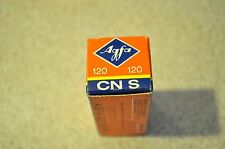 AGFA CNS 120 COLOUR  negative FILM expired