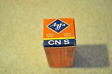 AGFA CNS 120 COLOUR  negative FILM expired