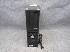 Dell Optiplex 745 Desktop PC Intel Core 2 Duo 6400 2.13GHz 4GB RAM 250GB HDD