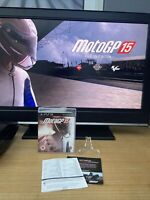 MotoGP 15 - PS3 Game - PlayStation 3 Moto GP Complete And Tested