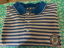 62nd US Woman's Open Pine Needles Unisex XL Golf Shirt Red White Blue EXCELLENT