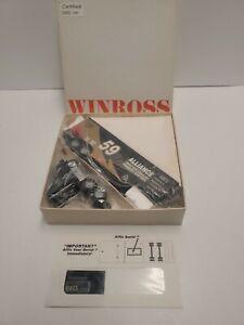 NASCAR  Robert Pressley Racing Alliance Truck Winross NOS Limited Edition #865