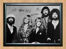 Fleetwood Mac John McVie Christine Signed Autographed A4 Print Poster Photo