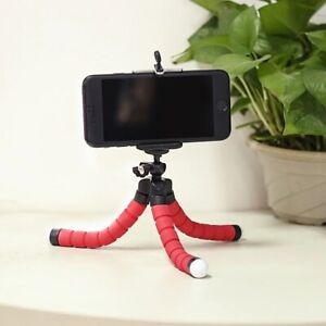 Universal Adjustable Octopus Mini Tripod stand Phone Holder for iPhone camera