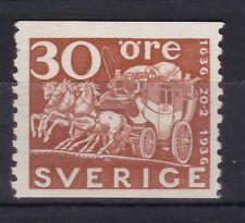Schweden 1936 postfrisch MiNr. 232  300 Jahre Schwedische Post