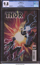 Thor #1 (#727) 2020 CGC 9.8 - Donny Cates story, Scalera Variant Cover