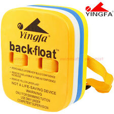 NEW! YINGFA SWIMMING KIDS BACK FLOAT SWIM TRAINING AIDS EVA FLOATATION FREE SHIP