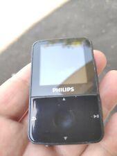 Philips GoGear Vibe (4GB) Digital Media MP3 Player black very rare wow!!