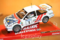 "Slot SCX Scalextric 6483 Ford Sierra Cosworth RS ""McRAE"" Nº1 New"