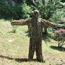 Militär XXXL 3D Leaf Tarnanzug Camo Dschungel Ghillie CS Woodland Suit 2-teilig