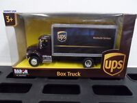 Daron UPS Box Truck Die Cast 1/50 GWUPS001