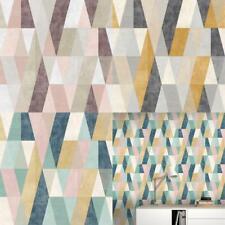 Rasch Portfolio Vertex Geometric Wallpaper 3 Colours