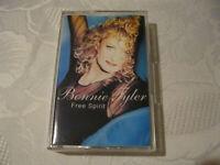 MC Bonnie Tyler Free Spirit  Tape east west 0630-12108-4 CA -491 Musikkassette