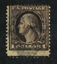 CKStamps: US Stamps Collection Scott#342 $1 Washington Used
