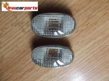 SMOKED SIDE LIGHT REPEATER INDICATORS SET CHEVROLET AVEO MATIZ II SPARK 1217076