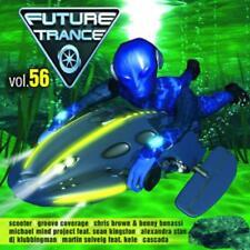 FUTURE TRANCE VOL. 56 * NEW 2CD * NEU *