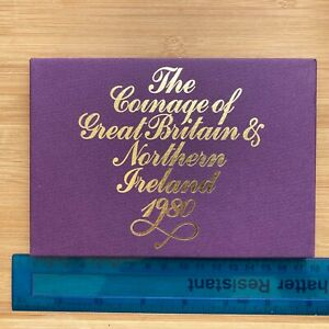Proof Coinage of Great Britain & Northern Ireland 1980 Royal Mint Set