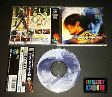 JUEGO NEO GEO CD THE KING OF FIGHTERS 99   SNK NEO GEO AES