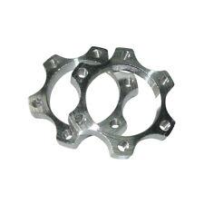 2X MTB/Road Bike Disc Brake Rotor 6 Bolts Flange Adapter 44mm Hole Distance