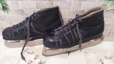 Vintage Ussr Ice Hockey Skates Sole 1974 Rare 37 size 225 mm (9� inch)