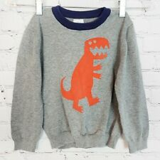 Circo 100% Cotton Knit Dinosaur Sweater Kids 5T