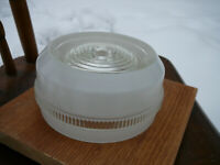 Replacement bathroom light cover vintage shade 5.5 glode 6