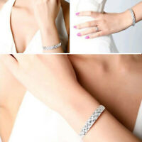 Modeschmuck Sterling 925 Silber Damen Charm Armreif PDM RWL DKL