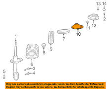 SUBARU OEM 13-15 XV Crosstrek Front Suspension-Spring Seat 20323FA000
