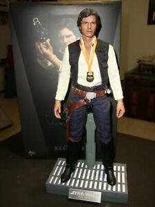 Hot Toys Star Wars Han Solo A New Hope MMS261 1/6 Scale Action Figure