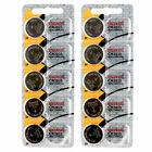 10 x Maxell CR2025 Batteries, Lithium Battery 2025 | Shipped from Canada