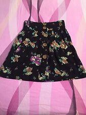 Dotti Above Knee Regular Floral Skirts for Women