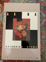 AKIRA Collection  Book 10 FULL COLOR Trade Paperback RARE Otomo Manga TPB OOP