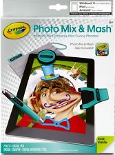 Crayola Photo Mix & Mash Pack - Morph Plain Pictures into Funny Photos