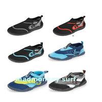 URBAN BEACH WATER AQUA SHOES ADULTS MENS BOYS swimming surf kayak bodyboard