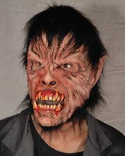 Werewolf  Wolfman Man Wolf Beast Zagone Studios Adult Latex Halloween Mask