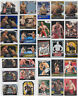 Brock Lesnar Event Used Inserts Parallels Rare Numbered 29 Card Lot UFC WWE