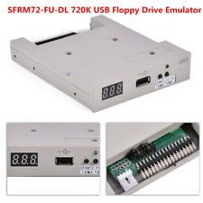 3.5'' 720k USB 34Pin Floppy Drive Emulator SFRM72-FU-DL For Yamaha Korg Roland Z