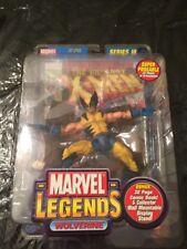 Marvel Legends Wolverine Toy Biz
